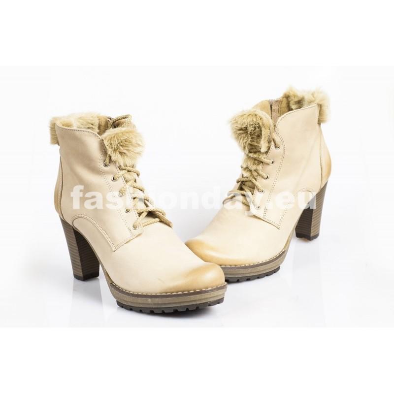 f0c8790c17 ... kožená zimná obuv na platforme. Predchádzajúci