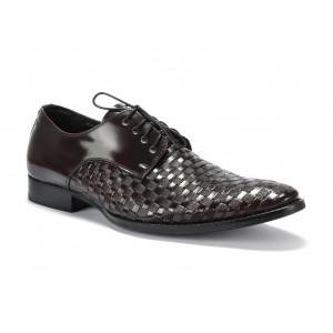 Originálne pánske kožené topánky COMODO E SANO