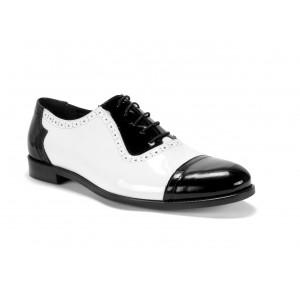 Kvalitné pánske kožené topánky COMODO E SANO