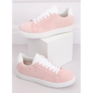 Letné dámske tenisky v ružovej farbe pre dámy