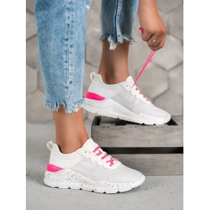 Originálne dámske letné tenisky na platforme