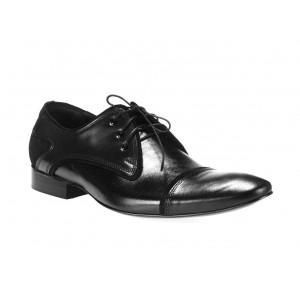 Extravagantné pánske kožené topánky COMODOESANO