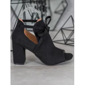 Lacné dámske členkové topánky na jar