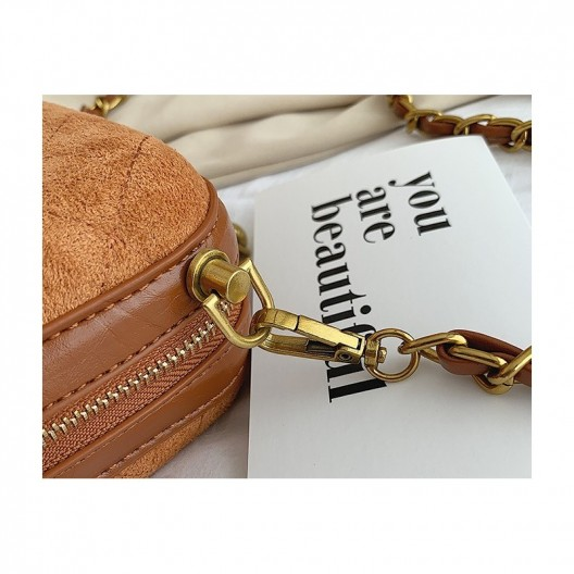 Štýlová crossbody kabelka s ozdobnou včelou