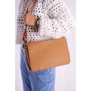 Trendy dámska hnedá crossbody kabelky značky NOBO