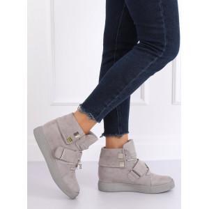 Originálna športová obuv s vysokou gumovou podrážkou