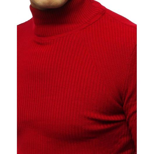 Kvalitný pánsky červený rolák