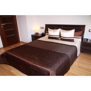 Luxusný prešívaný prehoz na manželskú posteľ