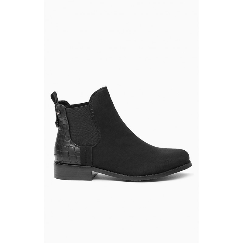 1abb699233 Dámske jesenné topánky čiernej farby - fashionday.eu
