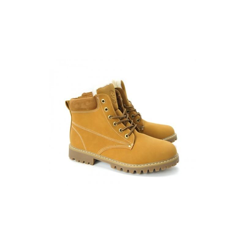 a84bb2098d35 Predchádzajúci. Pánske béžové zimné topánky ...