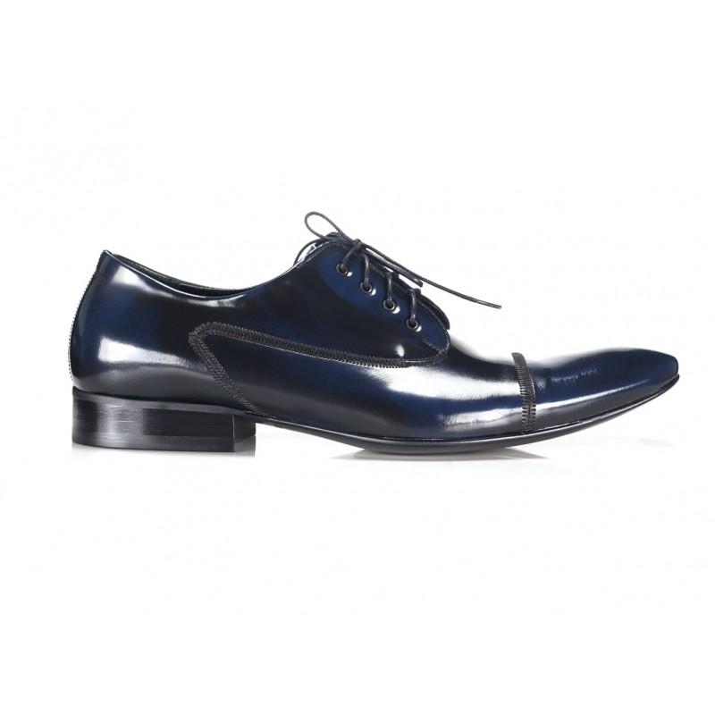 63a291d0308d Pravé talianske kožené topánky COMODO E SANO - fashionday.eu