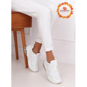 Dámska športová obuv na vysokej podrážke