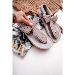Štýlové dámske sandály