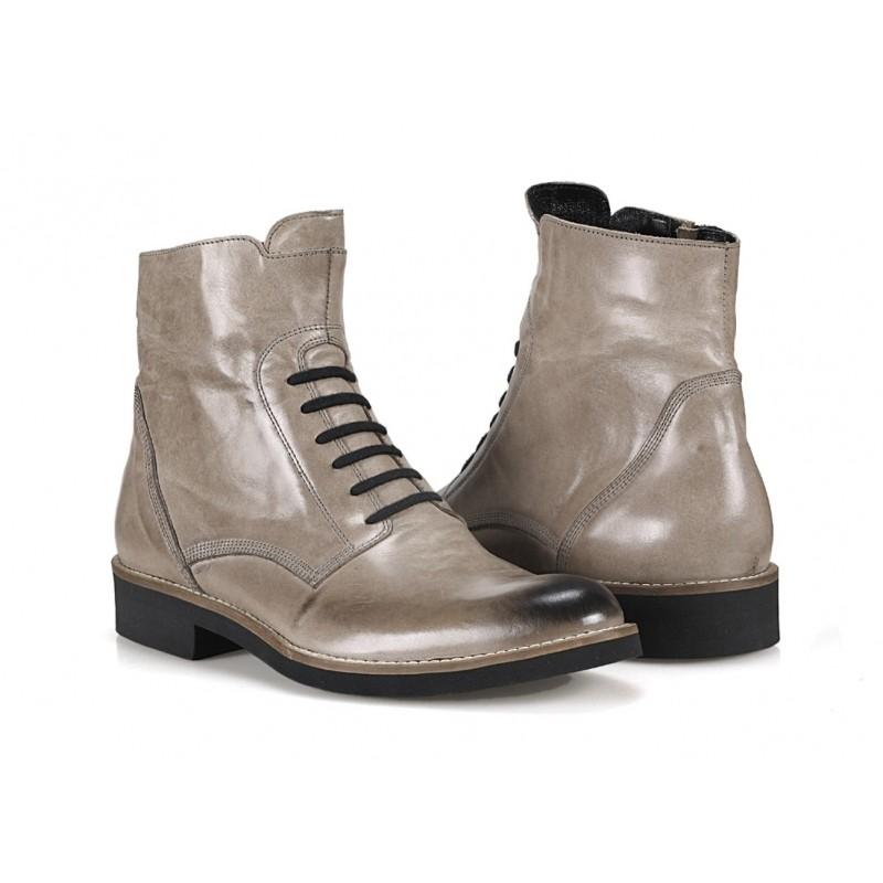 12e3c491e24e Talianske kožené topánky COMODO E SANO - fashionday.eu