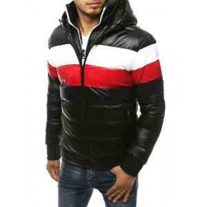 Pohodlná zimná bunda s krásnymi farbami