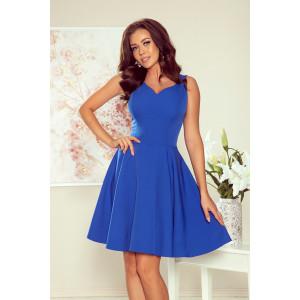 Krásne dámske šaty s áčkovou sukňou