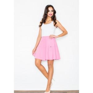 Dámske ružové sukne na rôzne príležitosti