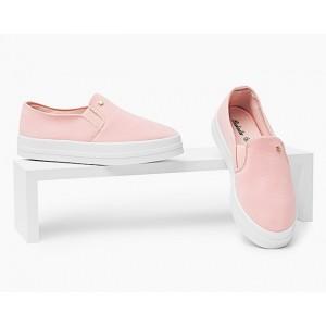 Dámske tenisky ružovej farby