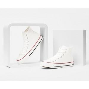 Športová obuv pre dámy bielej farby