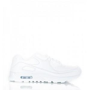 Botasky dámske v bielej farbe