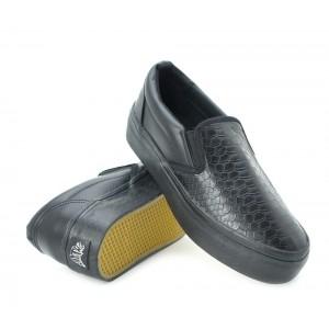 Športová obuv pre dámy čiernej farby