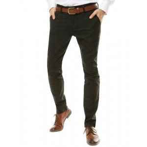 Pánske čierne Chinos nohavice