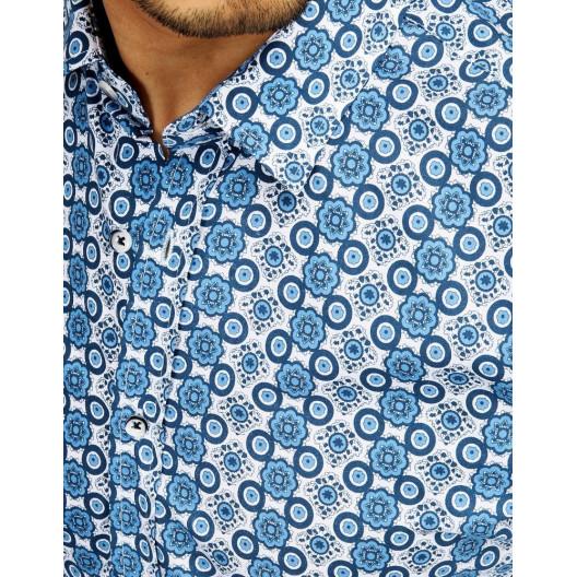 Spoločenská pánska košeľa s krásnym vzorom