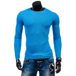 Pánske svetlo modré svetre
