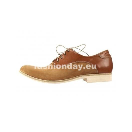 Pánske topánky - svetlohnedé
