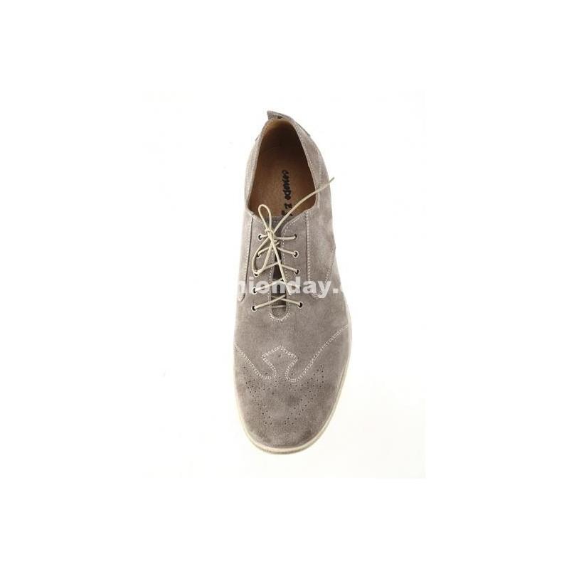 a17d6440e1 Pánske kožené topánky šedé - fashionday.eu
