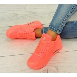 Vysoké botasky dámske v ružovej farbe