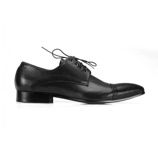 Pánske svadobné kožené topánky COMODO E SANO