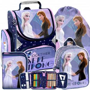 Školská 4-časťová taška FROZEN