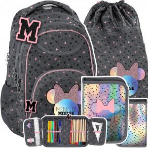 Školská 3-dielná taška MINNIE MOUSE
