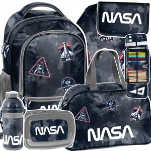 Školský set pre chlapcov NASA v šesťdielnej sade