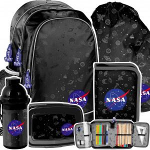 Školský batoh NASA v päťdielnej sade