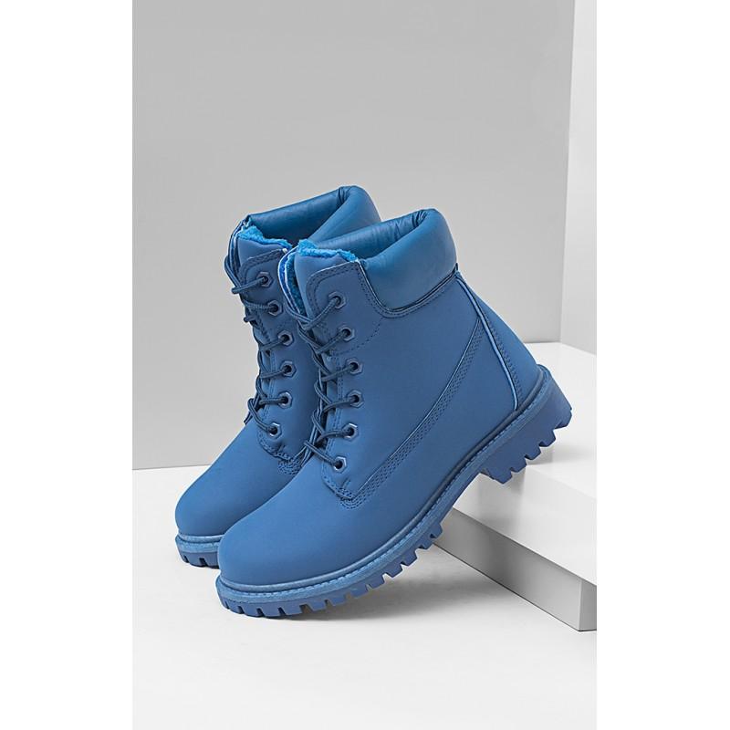 b037a77787dc Predchádzajúci. Dámske zateplené workery modrej farby ...