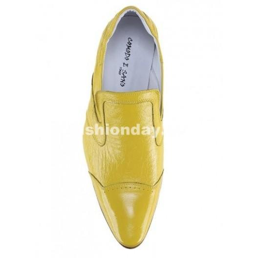 Pánske topánky - žlté