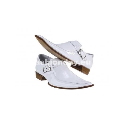 Pánske topánky - biele