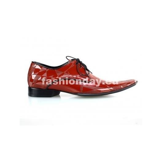 Pánske topánky - červené