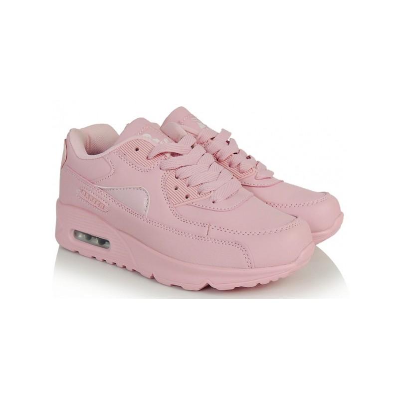1cfa304decd8b Predchádzajúci. Ružové dámske športové topánky na šnurovanie ...