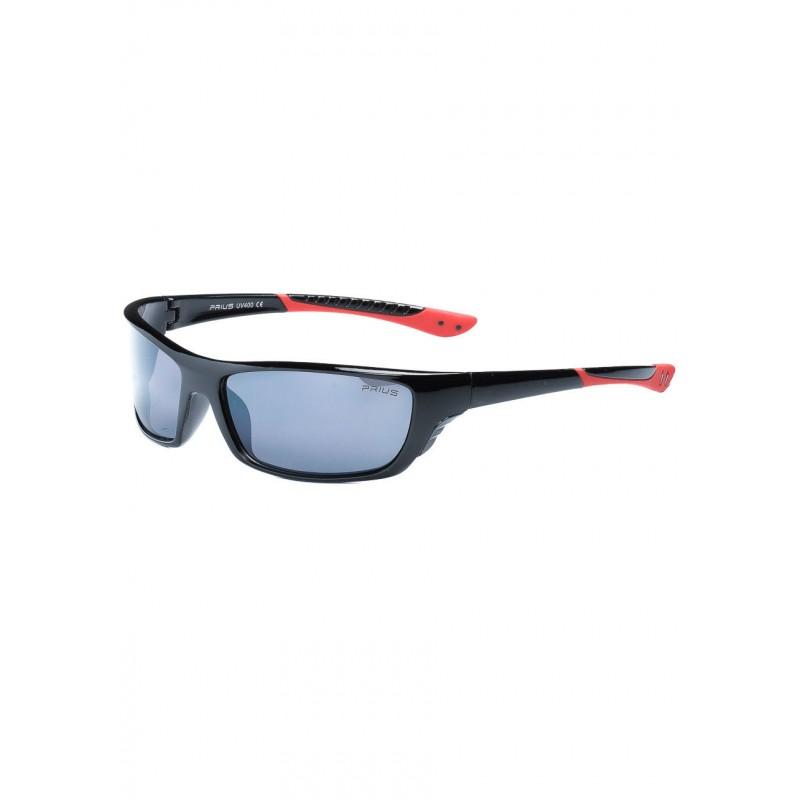 Červené pánske slnečné okuliare športové - fashionday.eu 60baef3ed3d