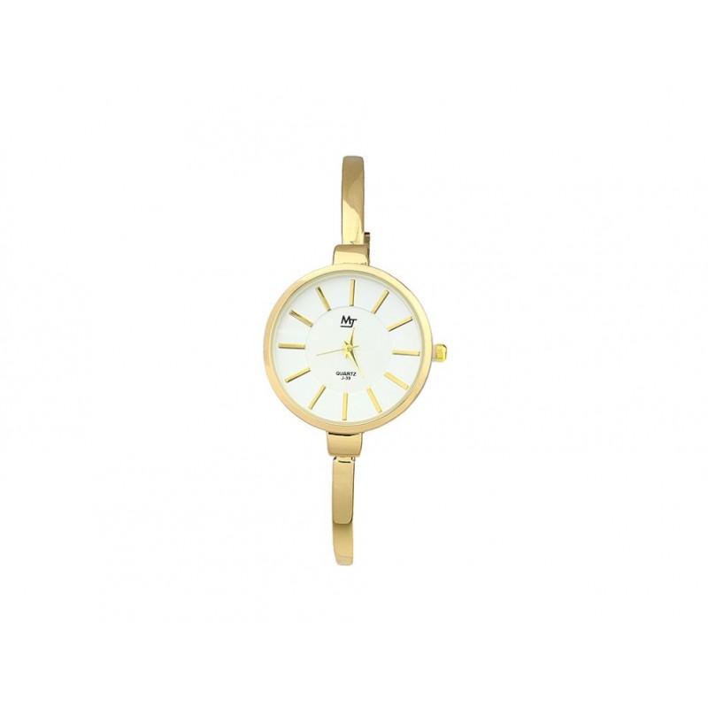 Predchádzajúci. Zlaté dámske hodinky s tenkým kovovým remienkom ... 35fadcd5c41