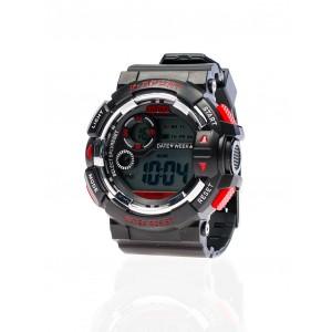 Pánske digitálne hodinky na šport