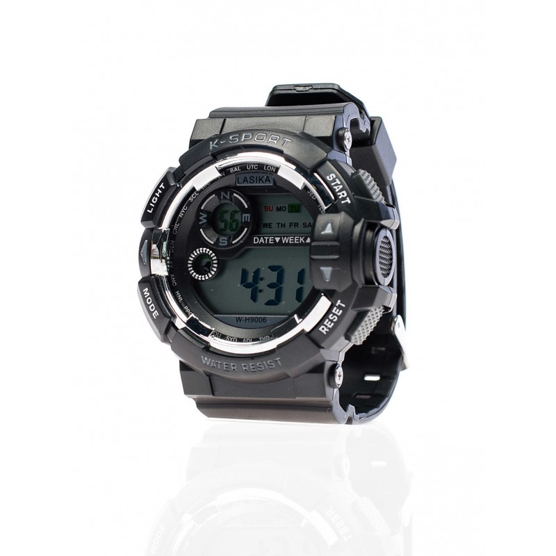 Vodeodolné športové hodinky pánske - fashionday.eu ee7e9e201b6