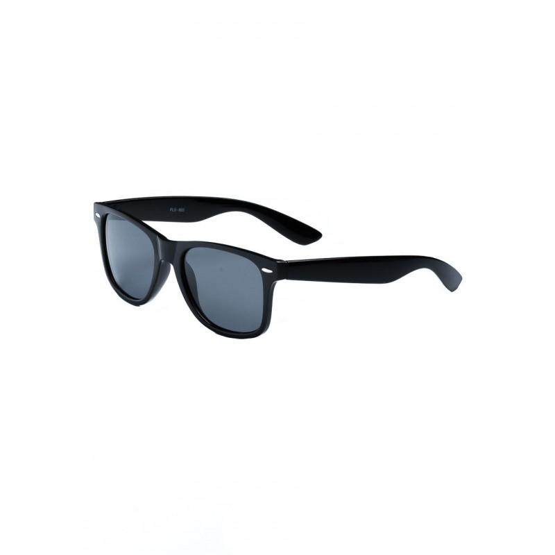 Polarizačné slnečné okuliare čiernej farby - fashionday.eu 06f65c320b4