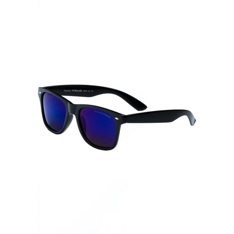 Pánske okuliare slnečné čiernej farby - fashionday.eu e4dc8c5ba19
