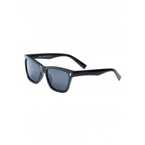 Jednoduché čierne pánske slnečné okuliare