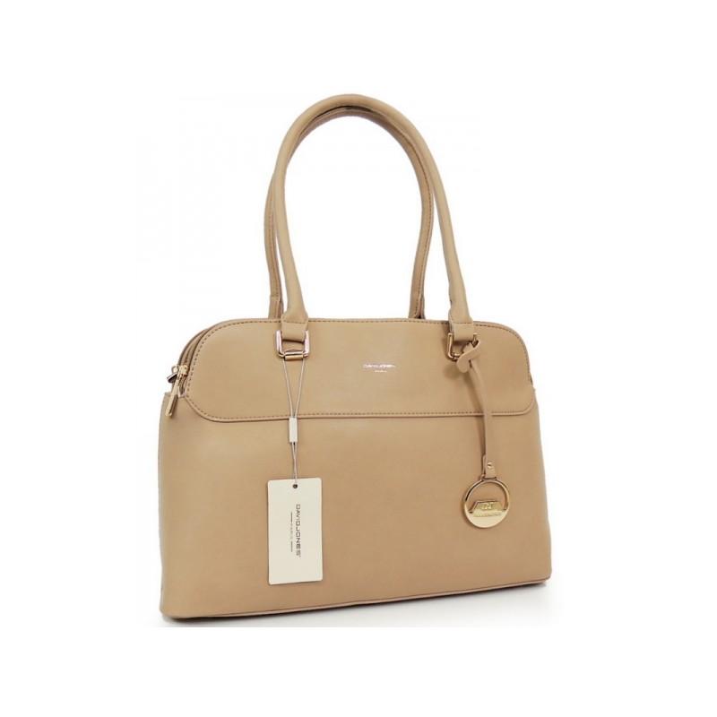 1d5a338c7a63 Dámska kabelka do ruky béžovej farby - fashionday.eu