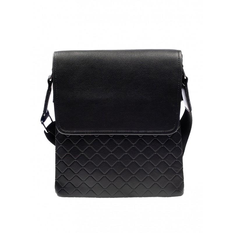 Predchádzajúci. Prešívaná pánska kabelka čiernej farby ... dc33f400a1a